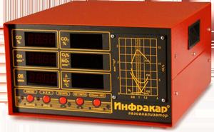 Автомобильный четырехкомпонентный газоанализатор М-3Т.01
