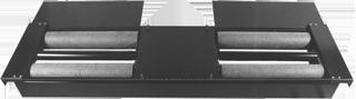 Тормозной стенд с нагрузкой на ось до 15 т (моноблок)