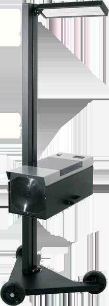 Прибор для проверки и регулировки света фар Tecnolux WOLF